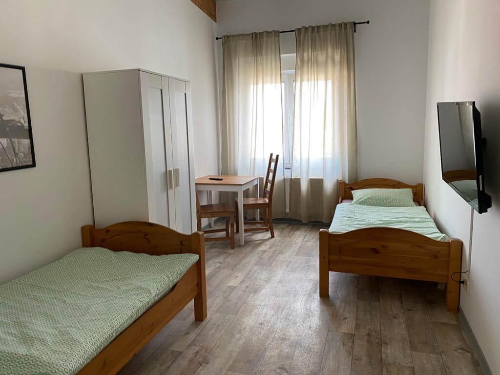 doppelzimmer ferienwohnung mannheim